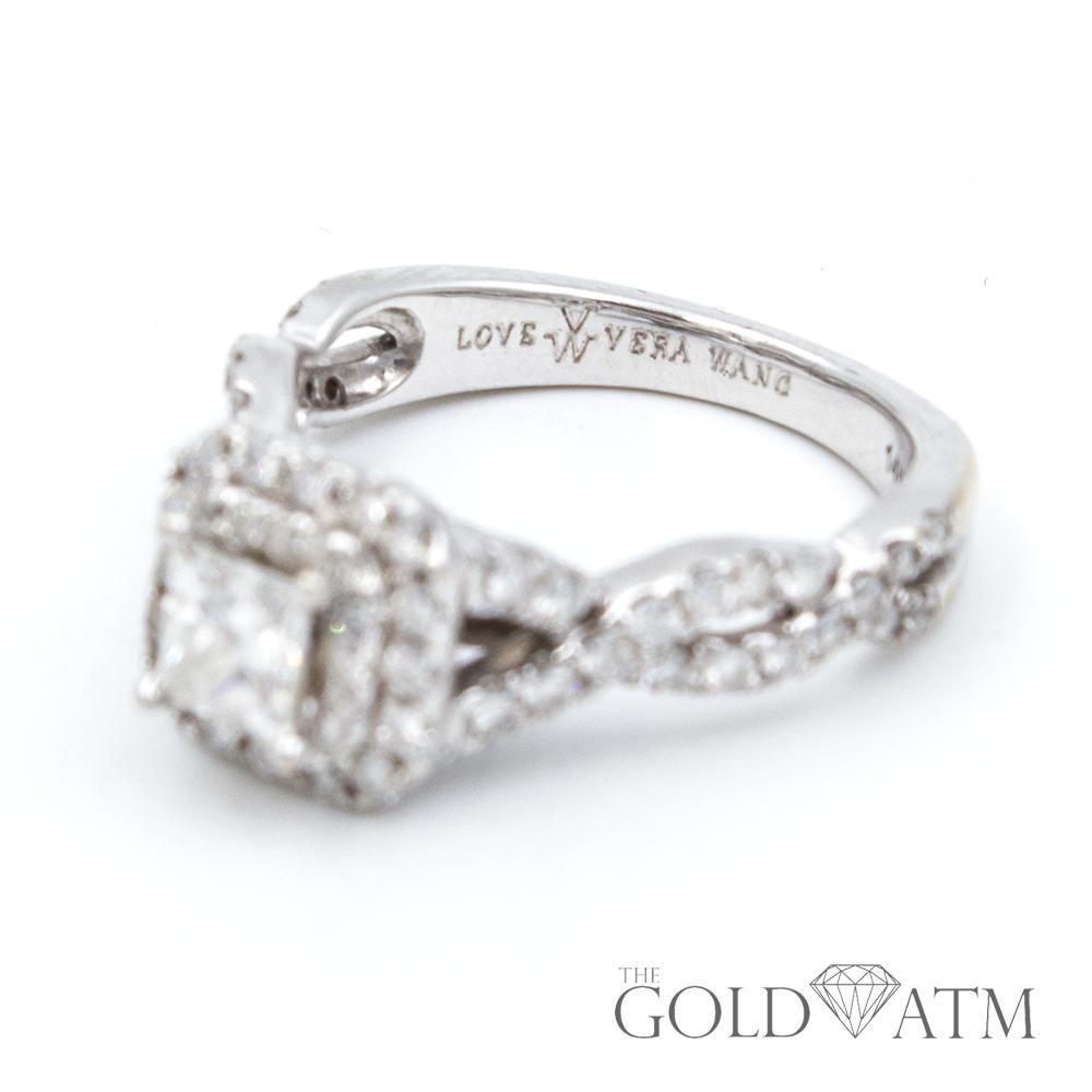 vera wang princess ring  eBay