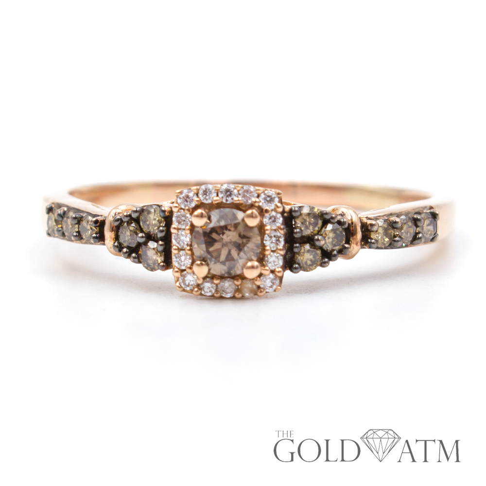 en kay ring mv hover diamond zm kaystore tw zoom diamonds chocolate rings gold levian vanilla ct engagement to
