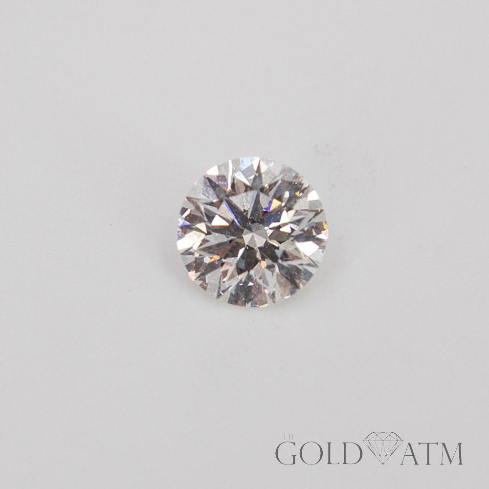 55ct Round Brilliant Gia Diamond The Gold Atm