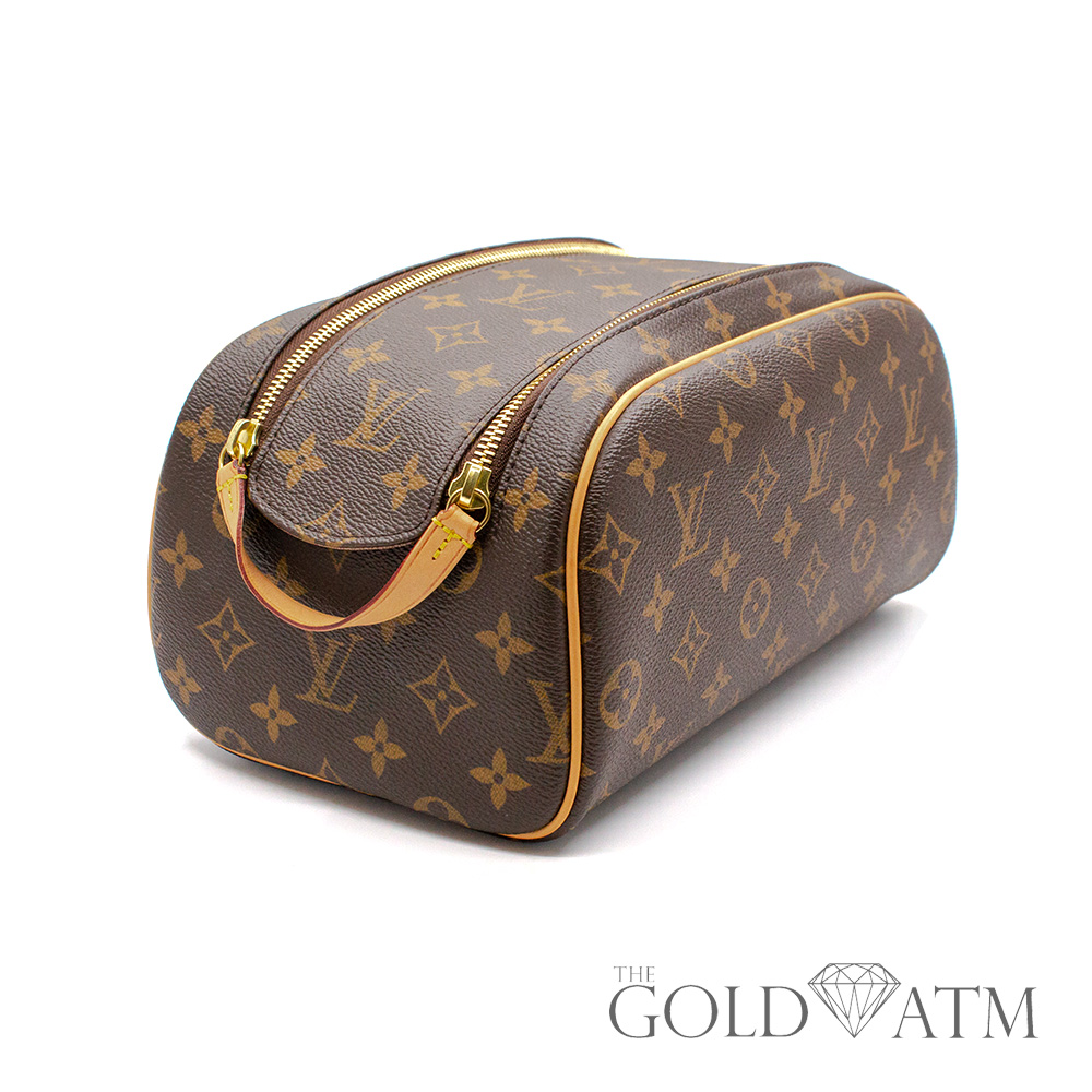 3a8d5f5136bf3 Louis Vuitton Monogram Canvas King Size Toiletry Bag (NEW) - The ...