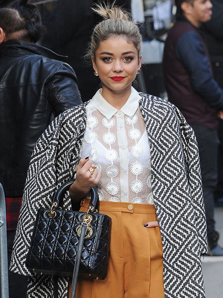What Are Celebrities Wearing These Days? The Favorite Handbags of the  Famous. - The Gold ATM